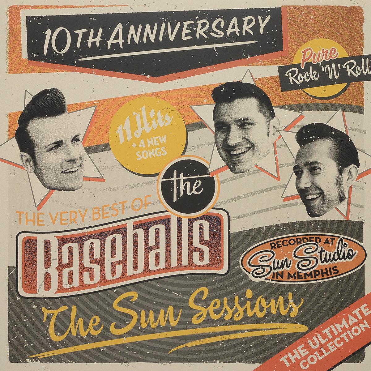 The Baseballs. The Sun Sessions (2 LP)
