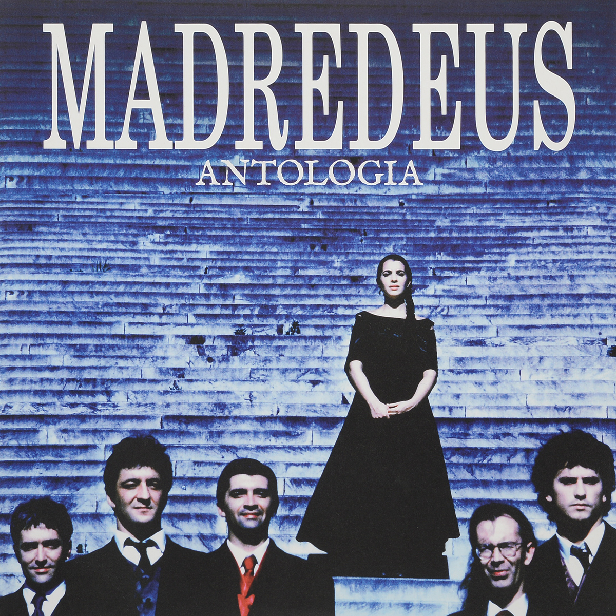 Madredeus Madredeus. Antologia. Ultimate Collection 1987-2007 (2 LP)
