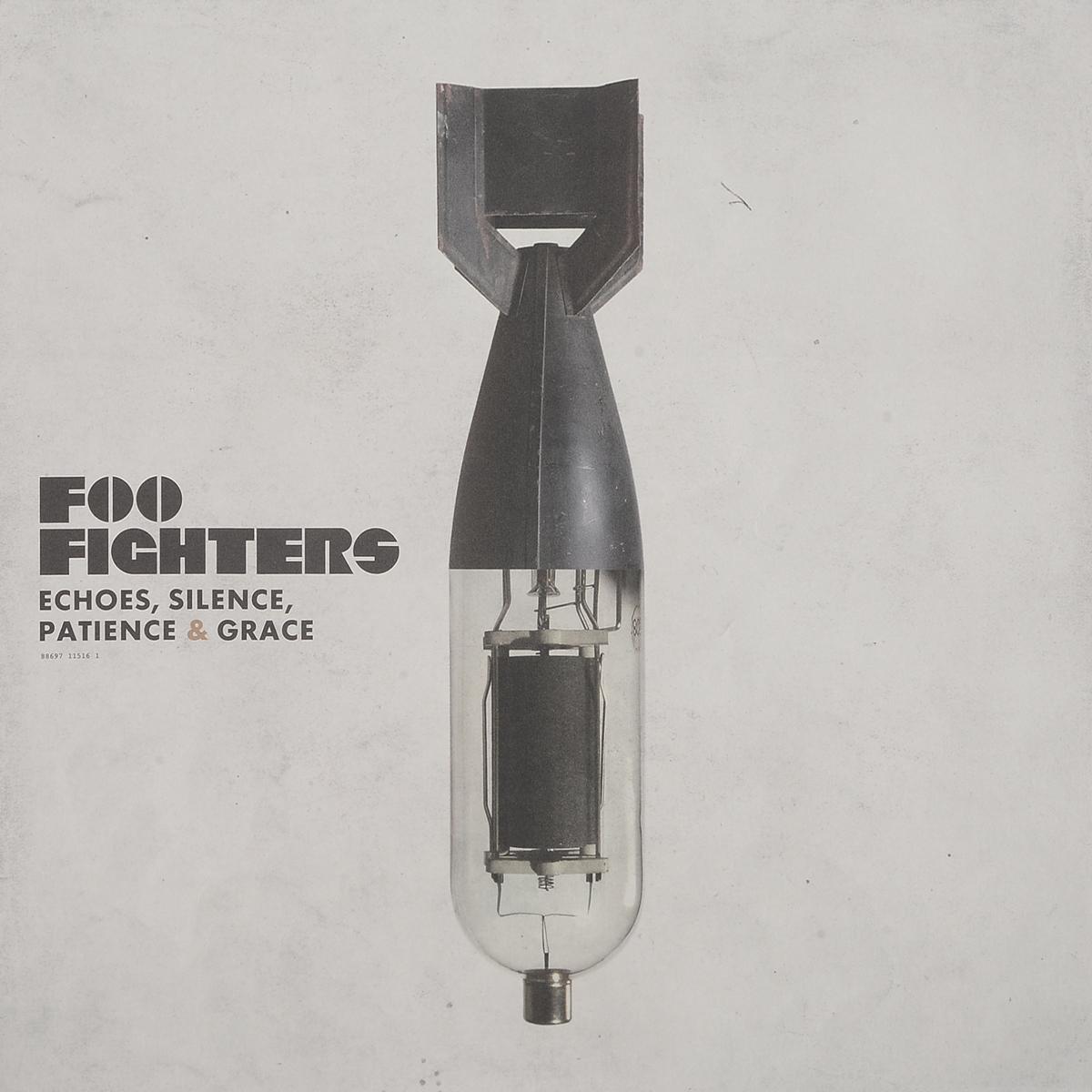 Foo Fighters Foo Fighters. Echoes, Silence, Patience & Grace (2 LP) foo fighters foo fighters wasting light 2 lp