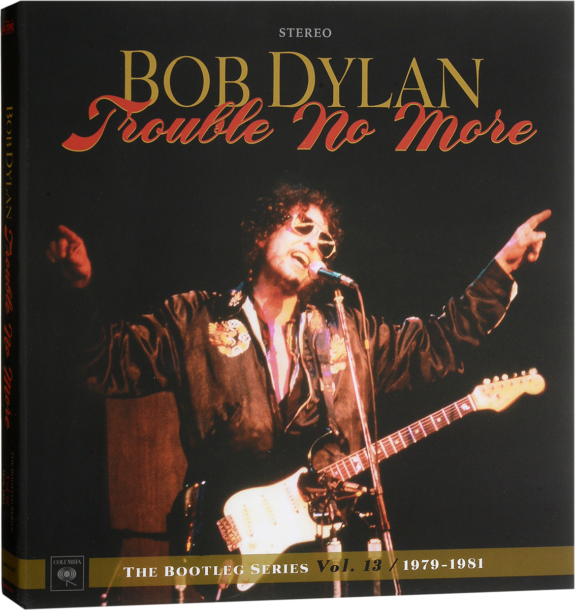 Боб Дилан Bob Dylan. Trouble No More: The Bootleg Series Vol. 13 / 1979-1981 (4 LP + 2 CD) cd bob dylan the bootleg series volumes 1 3 rare unreleased 1961 1991