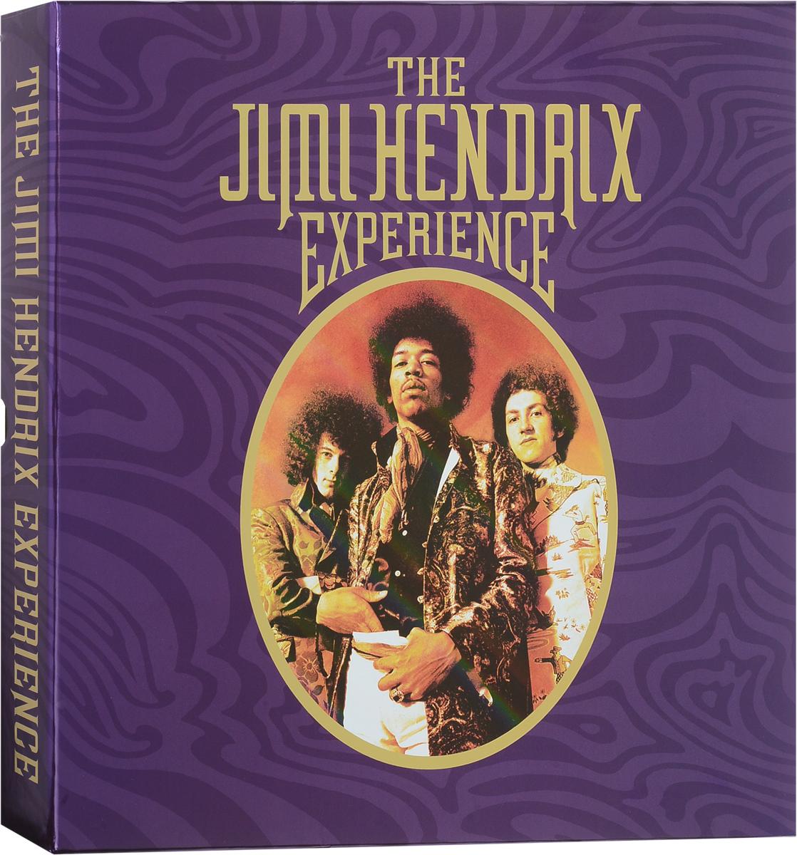 Джими Хендрикс Jimi Hendrix. Experience Hendrix. The Jimi Hendrix Experience (8 LP) jimi hendrix jimi hendrix purple haze foxey lady 7