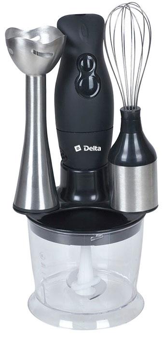 Delta DL-7012D, Black блендер погружной сковорода galaxy 24cm gl 9840
