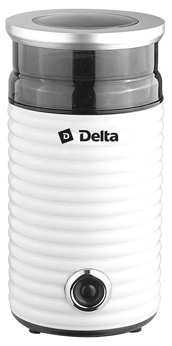 Delta DL-94К, White кофемолка кофемолка микма ип 33 white moray