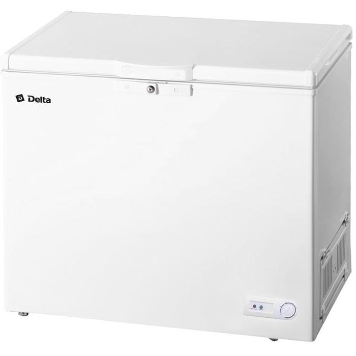 Delta D-210НК морозильный ларь - Холодильники и морозильные камеры