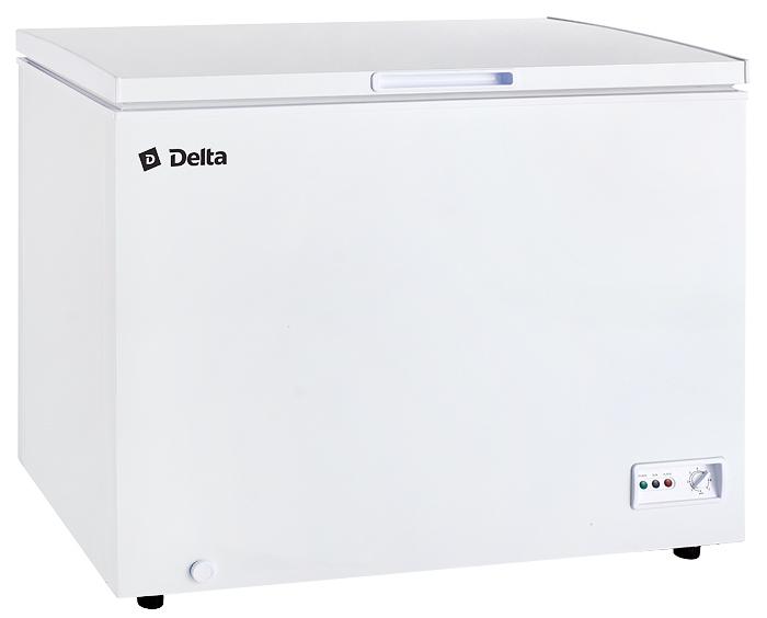 Delta D-С252НL морозильный ларь - Холодильники и морозильные камеры