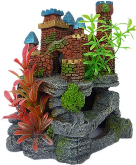 Грот Meijing Aquarium Крепость на горе. AC-067AC-067