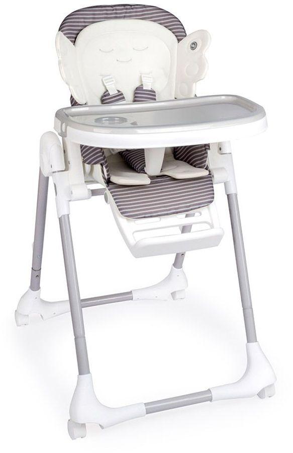 Happy Baby Стульчик для кормления Wingy цвет серый