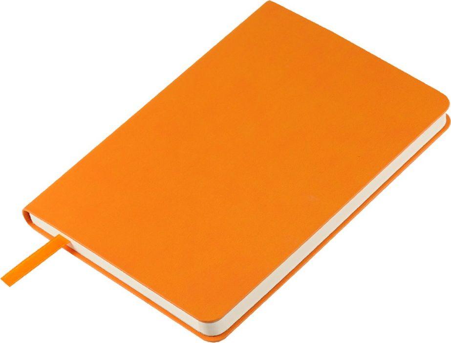 Portobello Trend Ежедневник недатированный Sky 88 листов цвет оранжевыйLXX1621141-070Мягкая обложка выполнена из материала «вельвет» с чуть заметно проступающей фактурой нубука.На ощупь гладкая. Форзацы – цветные. Цвета-компаньоны форзацев и срезов подобраны идеально, что предполагает гармоничное визуальное восприятие. Срез ежедневника не окрашен.