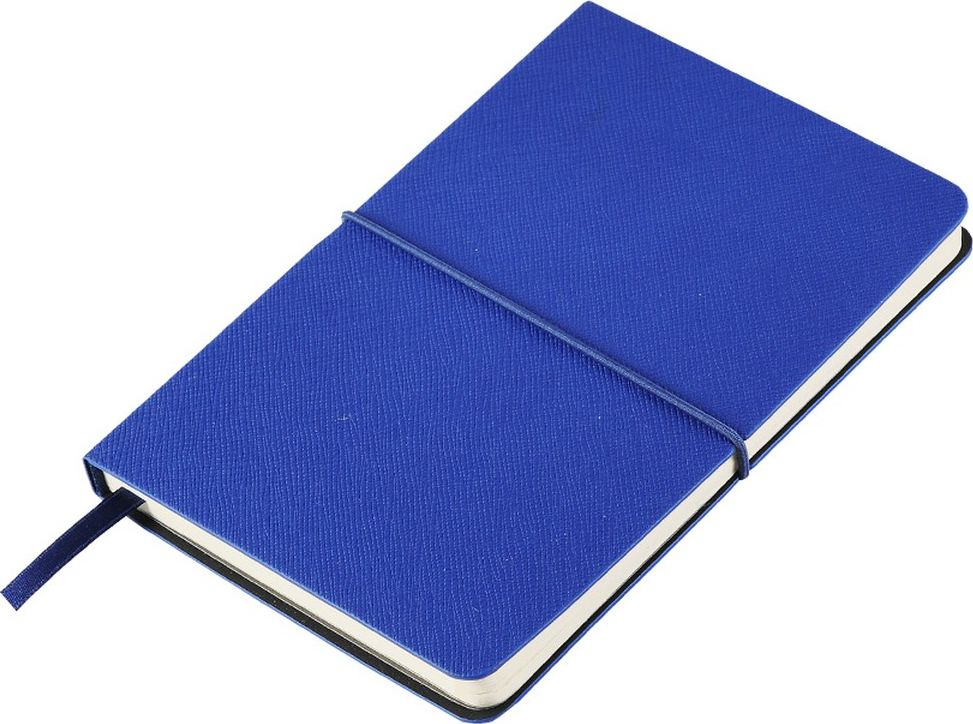 Portobello Trend Ежедневник недатированный Summer Time 88 листов цвет синийLXX1621143-030Жесткая обложка с внешним эффектом «венецианской штукатурки» выполнена из искусственной кожи, на ощупь – слегка прорезиненная, с рельефной фактурой. Цвет форзаца – серый.