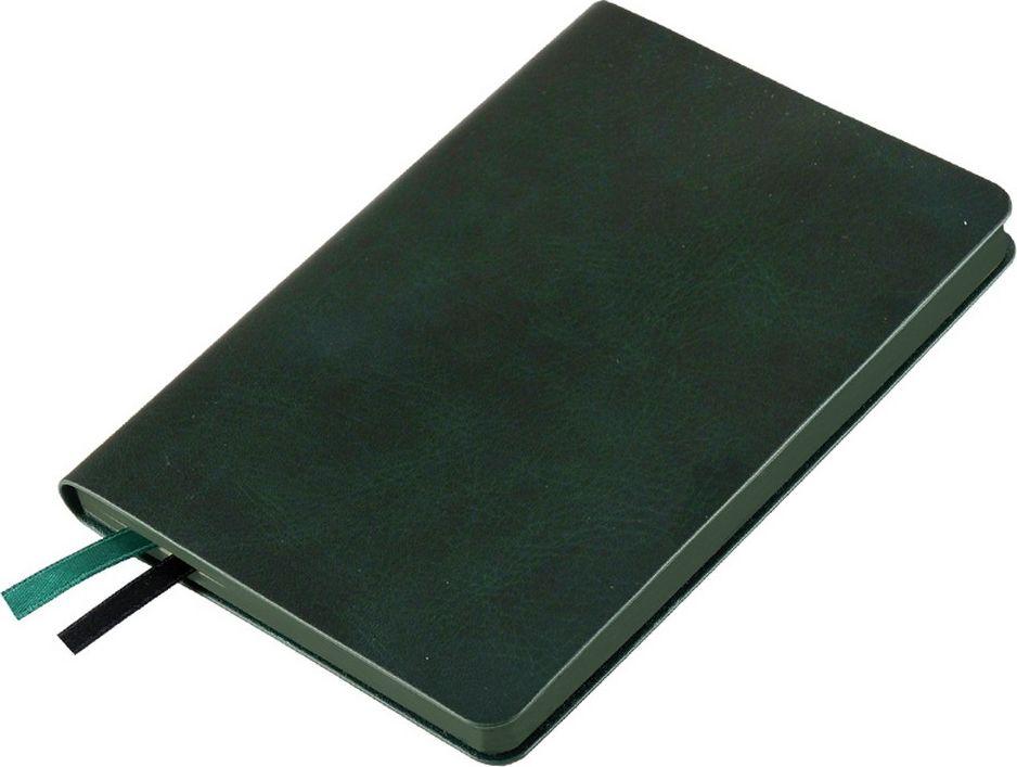 Portobello Trend Ежедневник недатированный Voyage 88 листов цвет темно-зеленый