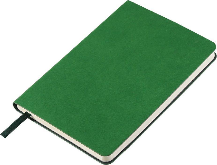 Portobello Trend Ежедневник недатированный Sky 88 листов цвет зеленыйLXX1622141-040Мягкая обложка выполнена из материала вельвет с чуть заметно проступающей фактурой нубука. На ощупь гладкая. Форзацы – цветные. Цвета-компаньоны форзацев и срезов подобраны идеально, что предполагает гармоничное визуальное восприятие. Срез ежедневника не окрашен.