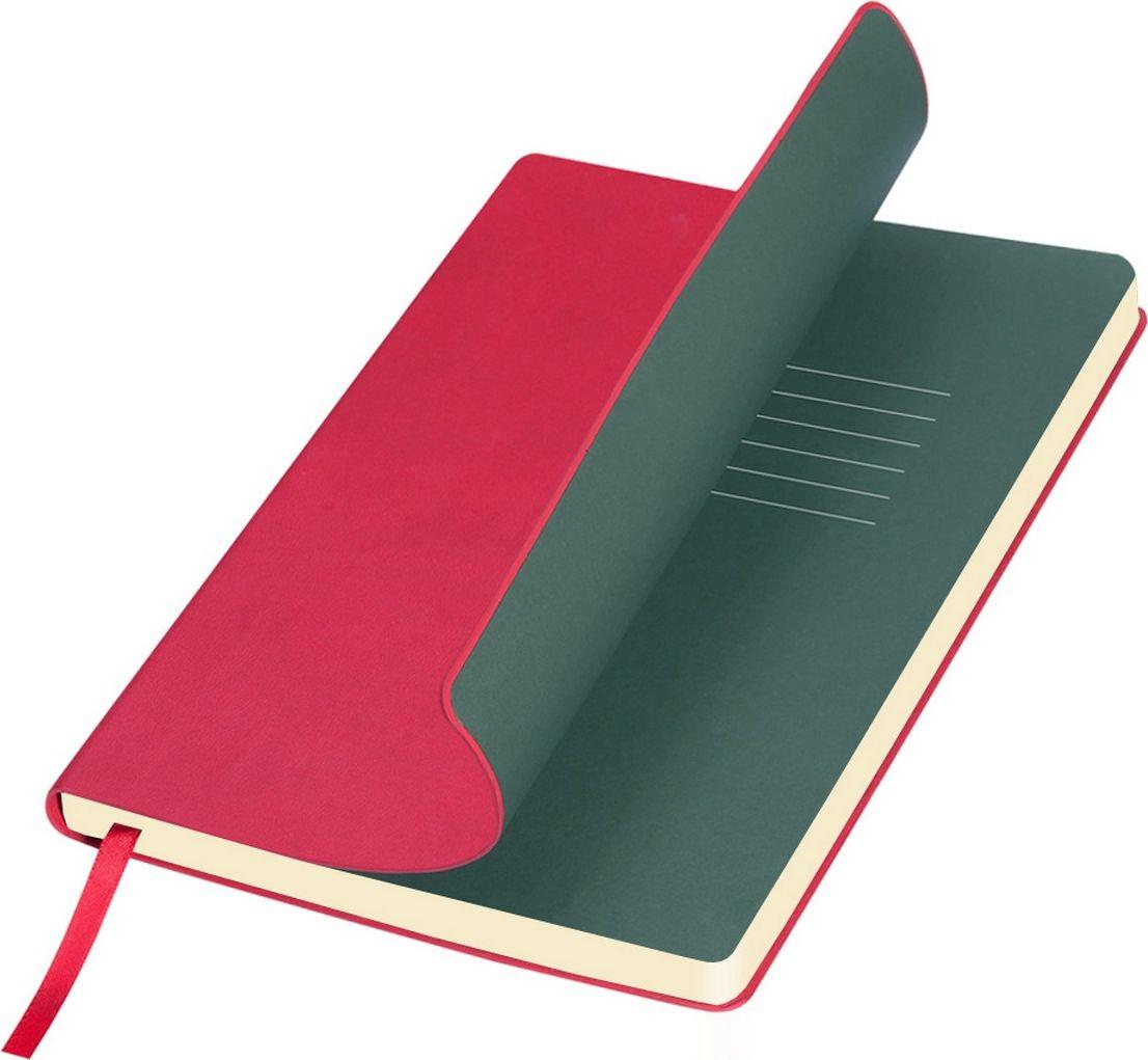 Portobello Trend Ежедневник недатированный Sky 128 листов цвет красныйLXX1401141-060/1Мягкая обложка выполнена из материала «вельвет» с чуть заметно проступающей фактурой нубука.На ощупь гладкая. Форзацы – цветные. Цвета-компаньоны форзацев и срезов подобраны идеально, что предполагает гармоничное визуальное восприятие. Срез ежедневника не окрашен.