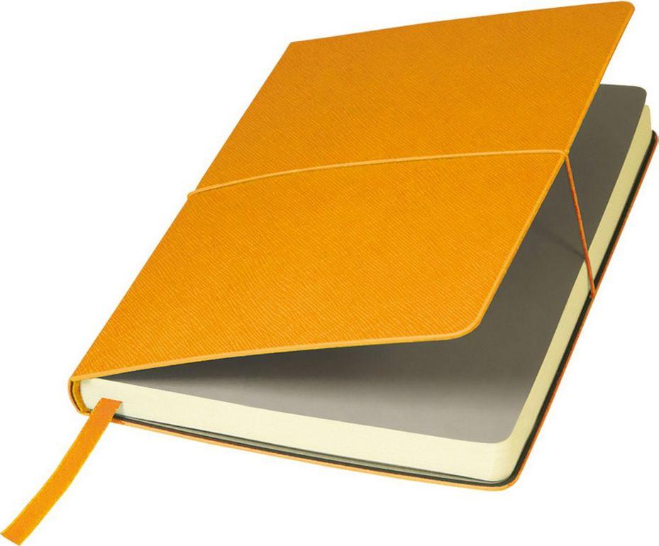 Portobello Trend Ежедневник недатированный Summer Time 128 листов цвет оранжевыйLXX1401143-070/1Жесткая обложка с внешним эффектом «венецианской штукатурки» выполнена из искусственной кожи, на ощупь – слегка прорезиненная, с рельефной фактурой. Цвет форзаца – серый.