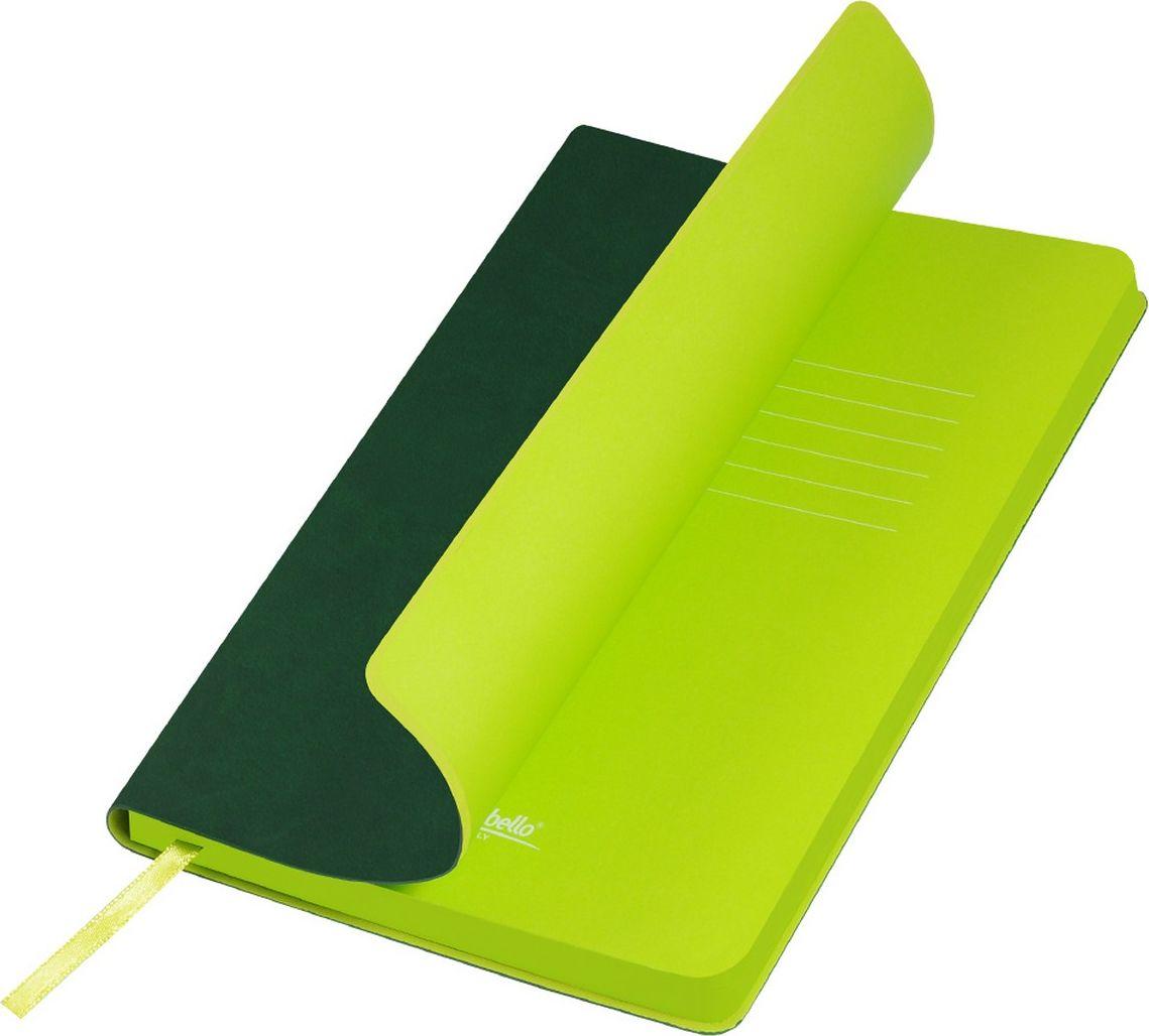 Portobello Trend Ежедневник недатированный Latte 128 листов цвет зеленый лимонныйLXX1501254-040/1Мягкая матовая обложка выполнена из бархатистой искусственной кожи. Цвет – однородный, глубокий, слегка припудренный. На ощупь – теплая, слегка прорезиненная. Яркая находка – контрастное сочетание обложки и среза. Цвет форзаца и цвет среза – совпадают. Есть ляссе.
