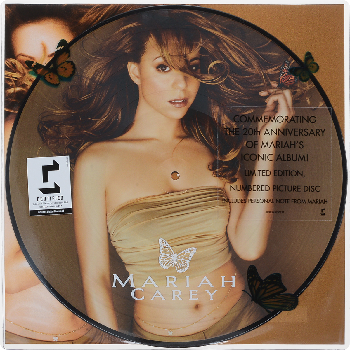 Марайа Кэри Mariah Carey. Butterfly (LP) blood pressure laser therapy watch cardiovascular therapeutic apparatus laser watch laser treatment
