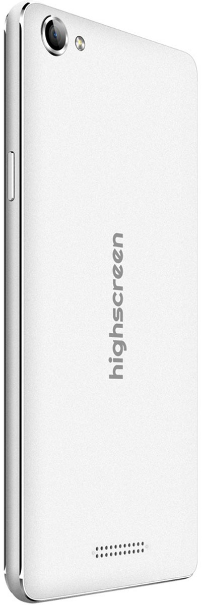 Highscreen Power Ice Evo, Silver Gray Highscreen