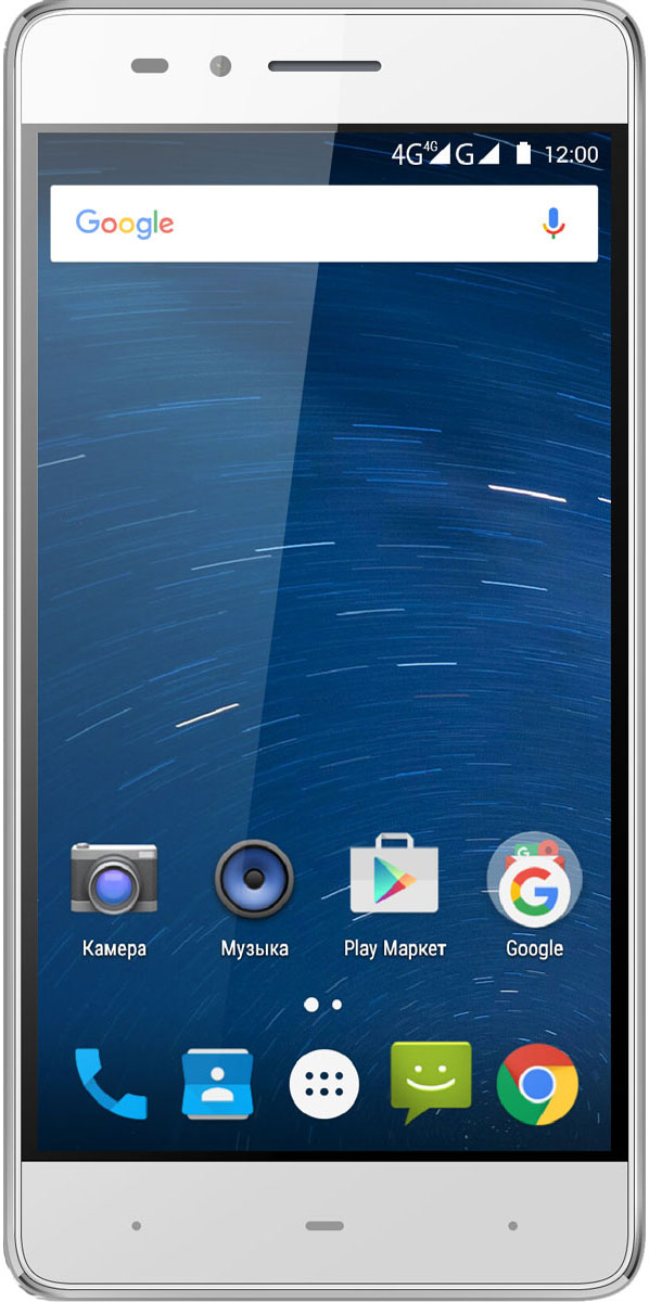 Highscreen Power Ice Evo, Silver Gray highscreen power five pro купить в москве