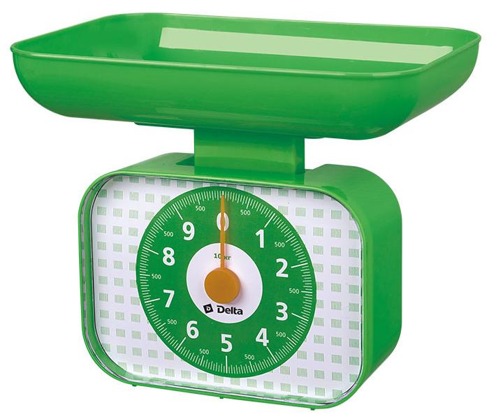 Delta КСА-105, Green весы кухонные