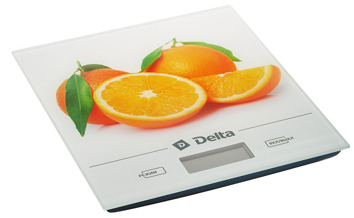 Delta КСЕ-28 Апельсин весы кухонные