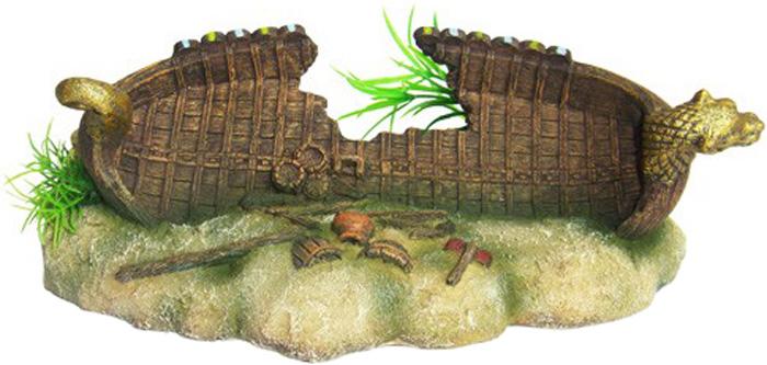 Грот Meijing Aquarium Ладья. MJA-023MJA-023Аквариумный грот – это отличный элемент дизайна. Оригинальные аквариумные украшенияпридают подводному ландшафту завершенный вид, что крайне важно, ведь одной из главнейшихфункций аквариума в интерьере является функция эстетическая. Но декорация-грот – это еще ипрекрасное укрытие для рыбок и иных обитателей подводного мира. Особенно – в том случае,если кто-либо из ваших питомцев проявляет излишнюю агрессивность по отношению к соседям. Втаком случае грот для аквариума окажется совершенно незаменимым. Грот Meijing Aquariumпрекрасно впишется в любой интерьер аквариума. А в сочетании с другими элементами декорасделает среду обитания ваших рыбок максимально приближенной к морской среде. Декорацияабсолютно безвредна для рыб и растений. Грот тонет и не требует дополнительной фиксации ваквариуме. Может использоваться как в пресной, так и в морской воде. Изделие нетоксично, не тускнеет и не теряет цвета, краска не облазит.