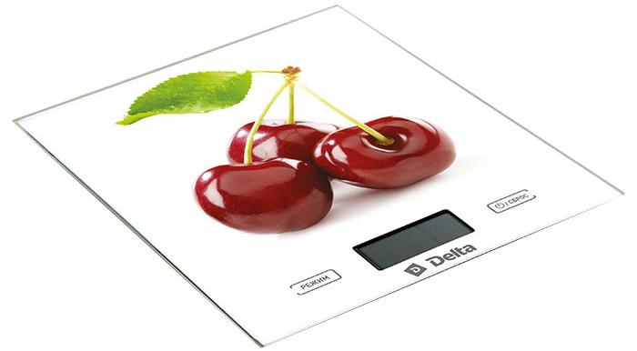 Delta КСЕ-38 Сочная вишня весы кухонные