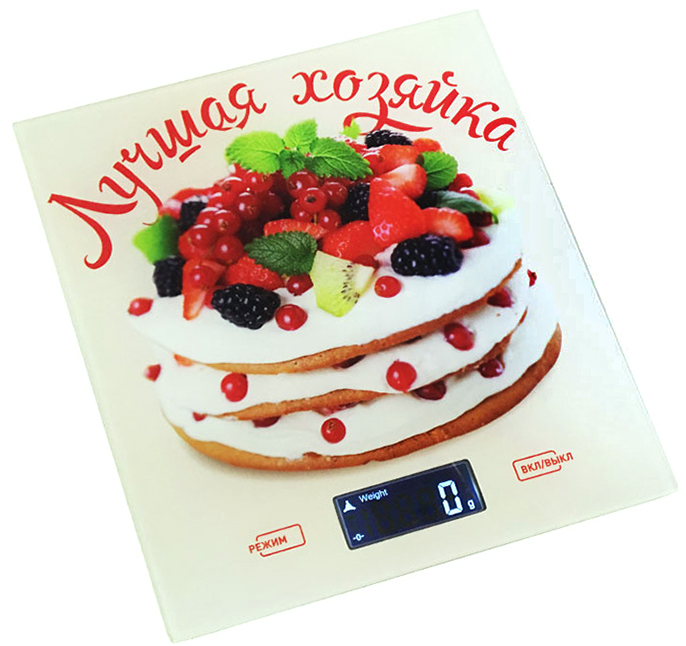 Василиса ВА-006 Лучшая хозяйка весы кухонные