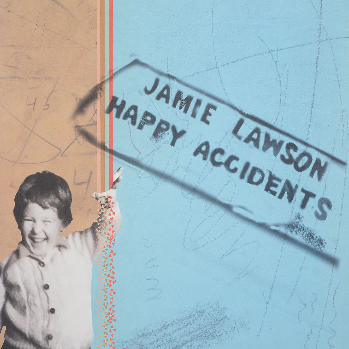 Jamie Lawson Jamie Lawson. Happy Accidents (LP) крышка jamie oliver tefal jamie oliver b8998754