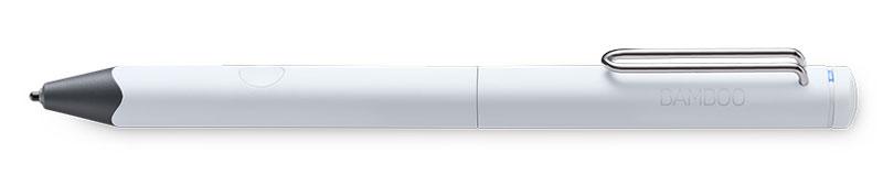 Wacom Bamboo Fineline 3, White стилус - Стилусы