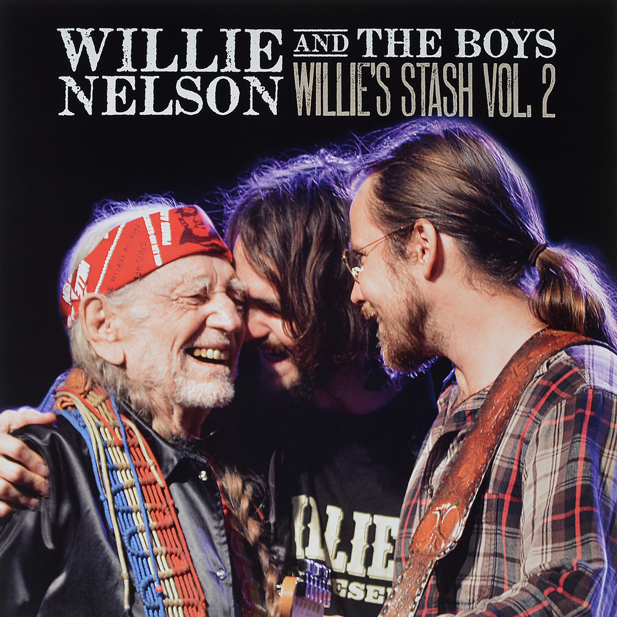 Уилли Нельсон Willie Nelson. Willie Nelson And The Boys - Willie's Stash Vol. 2 (LP)