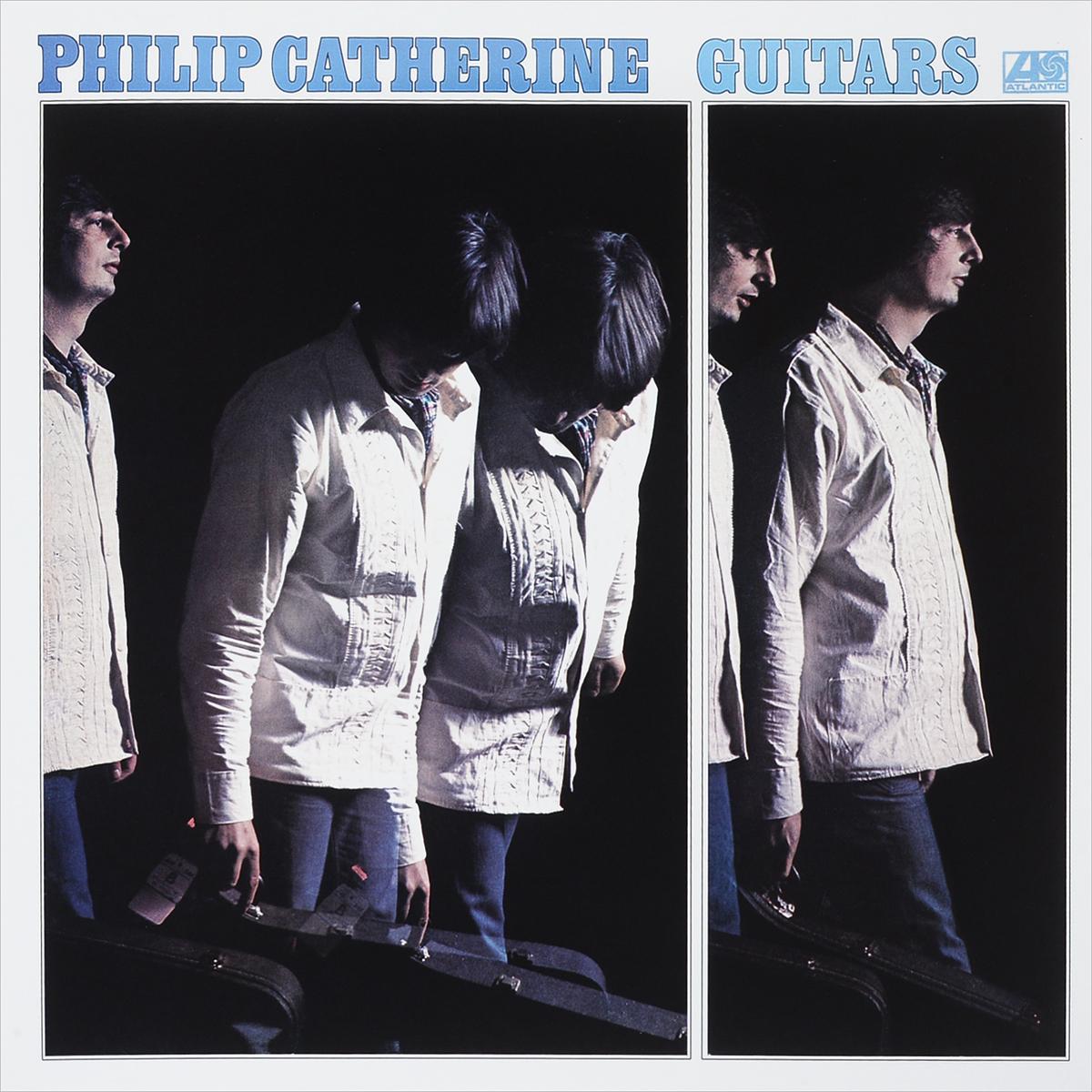 Philip Catherine. Guitars (LP)