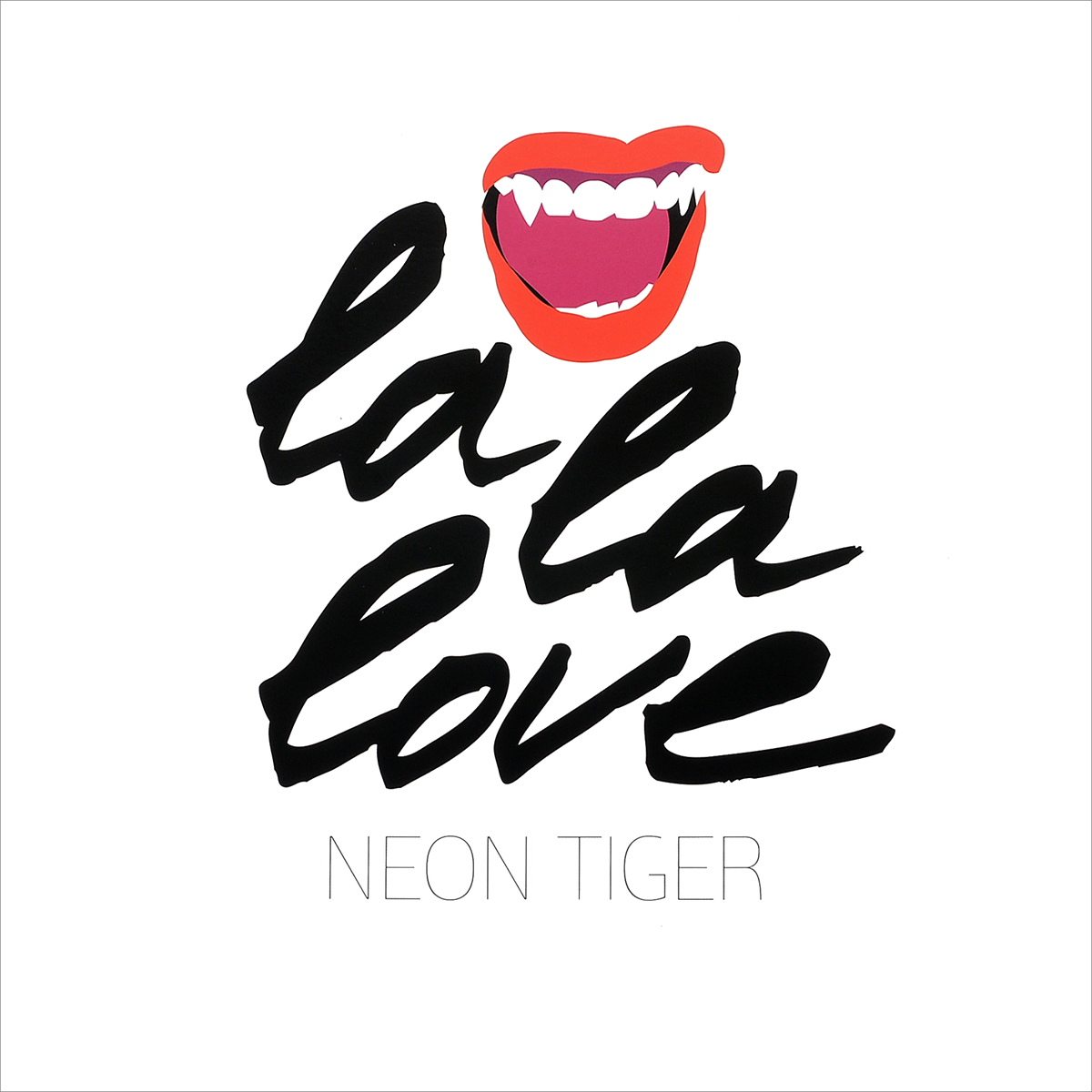Neon Tiger Neon Tiger. La La Love (LP) 1959 r9 tiger flame standard lp 59 electric guitar free shipping in stock