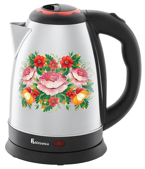 Василиса ВА-1010 Жостово чайник электрический чайник василиса т32 2000