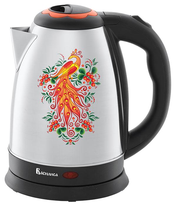 Василиса ВА-1011 Жар-птица чайник электрический чайник василиса т32 2000