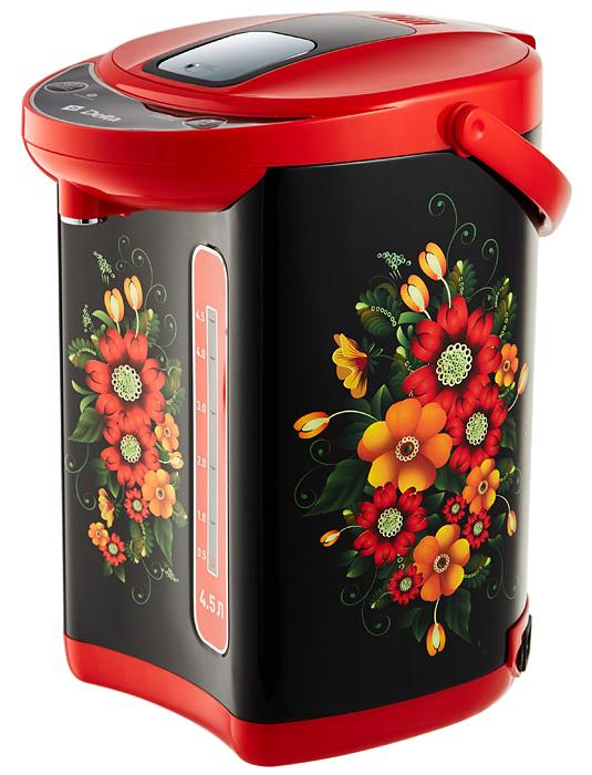 Delta DL-3035, Black чайник-термос электрический gipfel чайник для кипячения воды visit 2 7 л