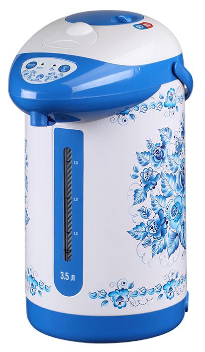 Василиса ВА-5001 Гжель чайник-термос электрический чайник василиса т32 2000