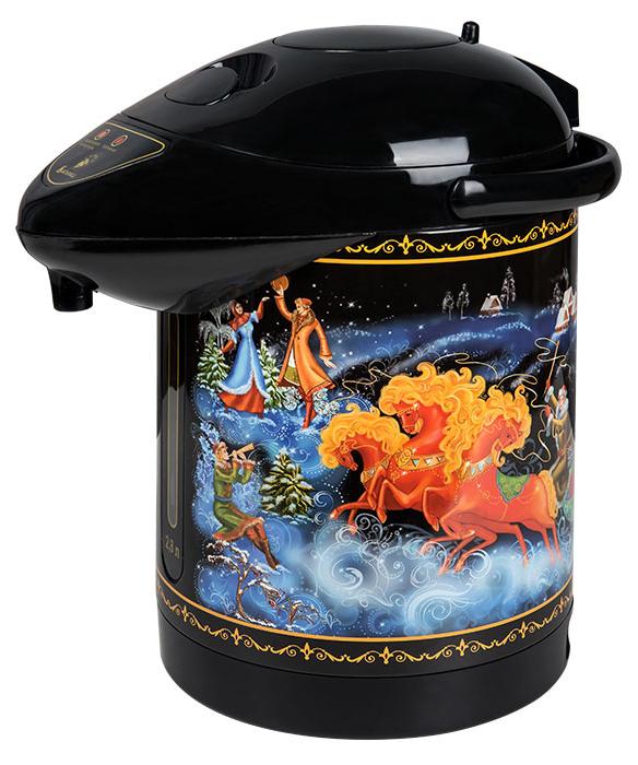 Василиса ВА-5003 Тройка чайник-термос электрический василиса ва 1011 жар птица чайник электрический
