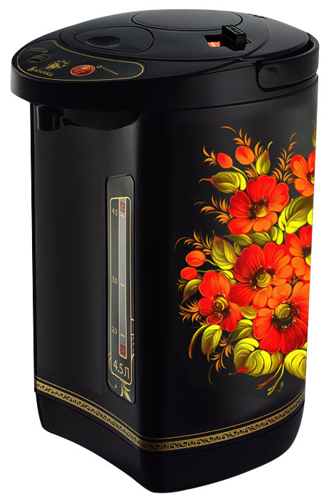 Василиса ВА-5007 Жостово чайник-термос электрический миксер василиса ва 504 white grey blue