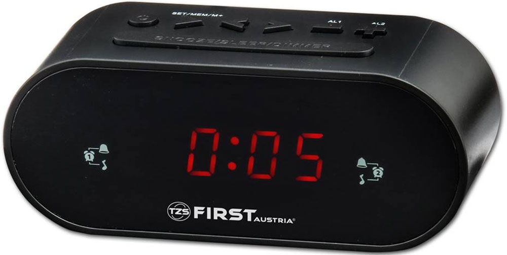 First FA-2406-5-BA радиочасы