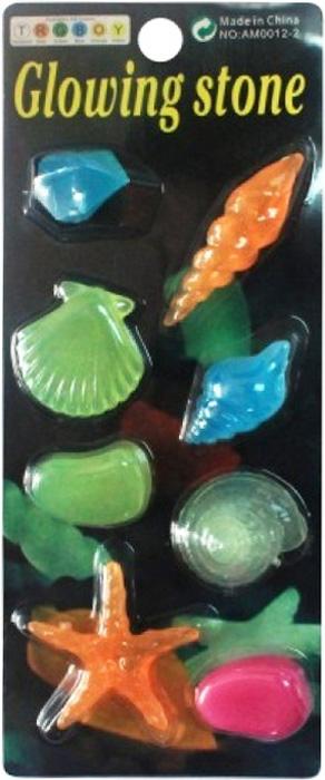 Светящиеся морские фигурки Meijing Aquarium Светящиеся морские фигурки. AM0012-2