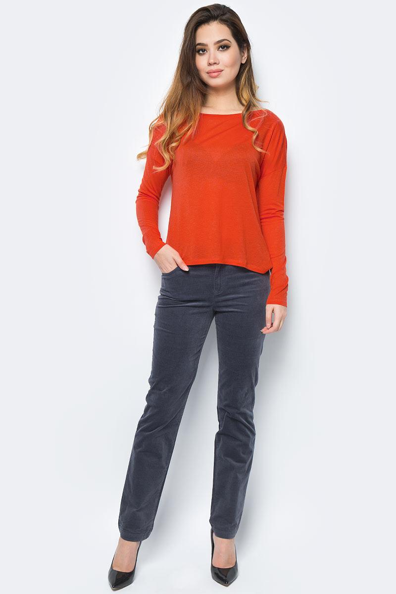 Майка жен United Colors of Benetton, цвет: красный. 3DJGE1H78_07D. Размер M (44/46)3DJGE1H78_07D