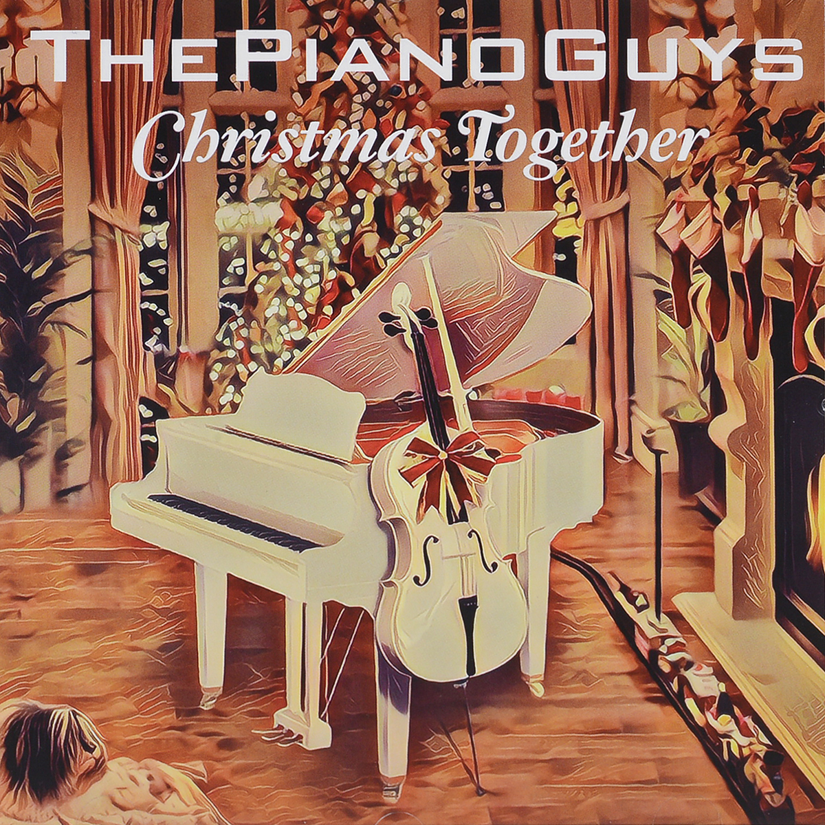 The Piano Guys The Piano Guys. Christmas Together cd диск the piano guys uncharted 2 cd