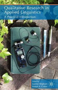 Qualitative Research in Applied Linguistics sociobiogenetic linguistics