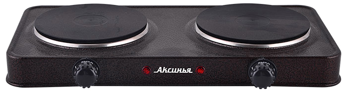 Аксинья КС-008, Brown плита электрическая диск