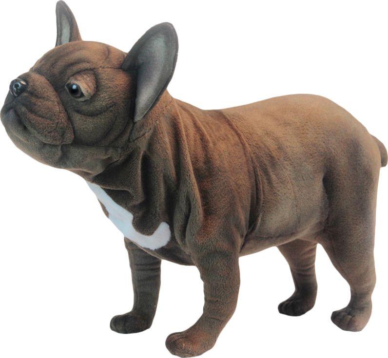 Hansa Мягкая игрушка Французский бульдог 50 см - Мягкие игрушки