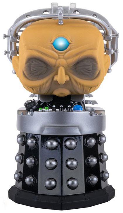 Funko POP! Vinyl Фигурка Doctor Who: 6 Davros создатель вакцины от бешенства 6 букв