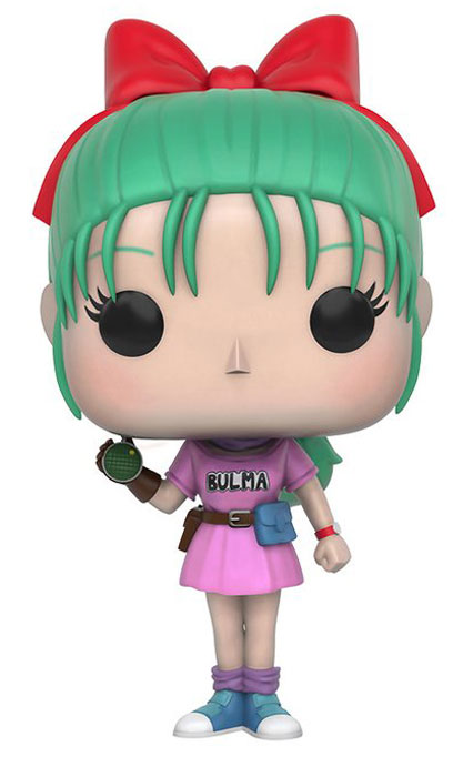 Funko POP! Vinyl Фигурка Dragonball Z: Bulma funko pop vinyl фигурка dragon ball z resurrection f vegeta
