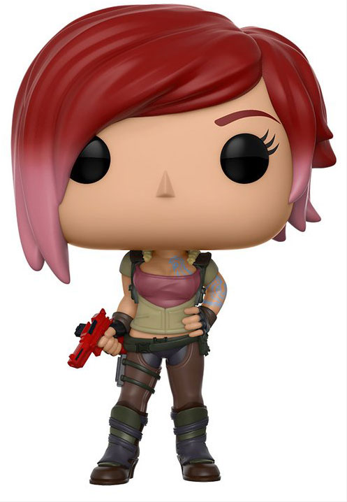 Funko POP! Vinyl Фигурка Games: Borderlands: Lilith The Siren фигурка funko pop games sonic the hedgehog – shadow 9 5 см