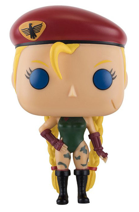 Funko POP! Vinyl Фигурка Games: Street Fighter: Cammy фигурка funko pop games street fighter blanka hyper fighting