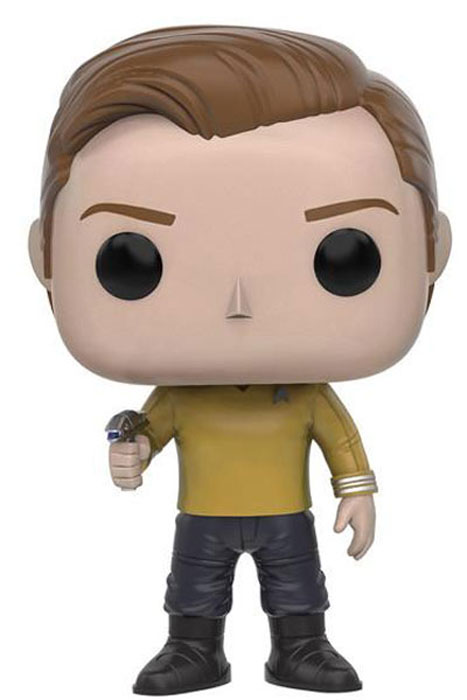 Funko POP! Vinyl Фигурка Star Trek: STB: Kirk Duty Uniform
