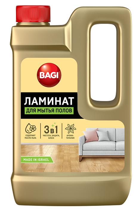 Средство для ухода за полами из ламината Bagi Ламинат, 550 мл средство от известкового налета bagi шуманит 550 мл